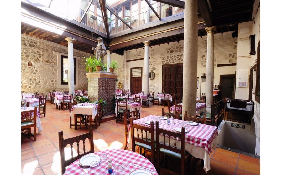 Patio Restaurante Plácido